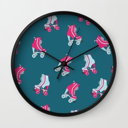 Rolly Baby Roll Wall Clock