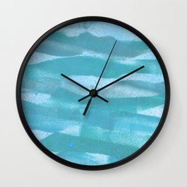 Marine Seascape Ocean Print Wall Clock