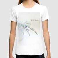 lavender T-shirts featuring Lavender by secretgardenphotography [Nicola]