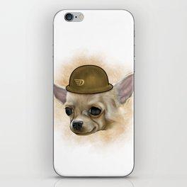 Chiwawa Scout iPhone Skin