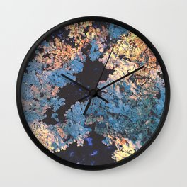 Mycology Wall Clock