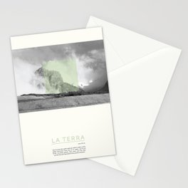 La Terra Stationery Cards