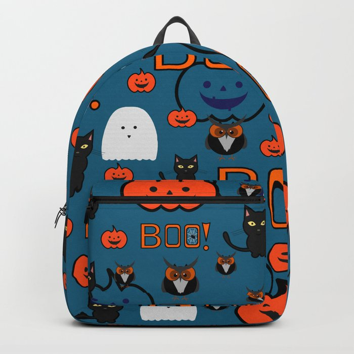 Cute Halloween pattern Backpack