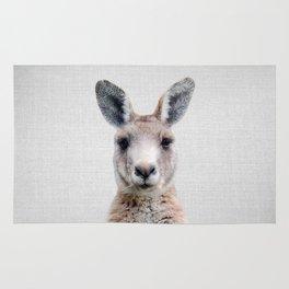 Kangaroo - Colorful Rug