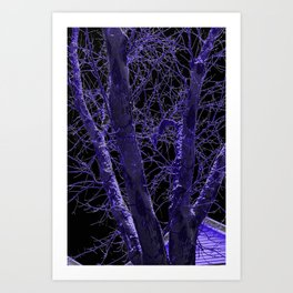 Before Midnight from THE RISING Art Print