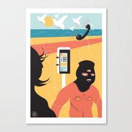 Holidays 2 Canvas Print