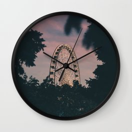 Hidden gem Wall Clock