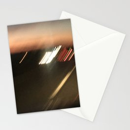 nightdrive 3 Stationery Cards