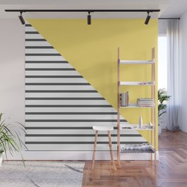 dismantled pattern Wall Mural