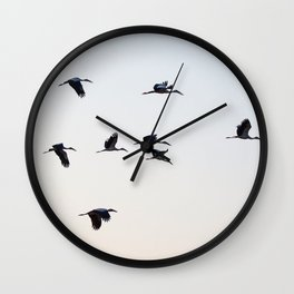 In Search Of Life Wall Clock