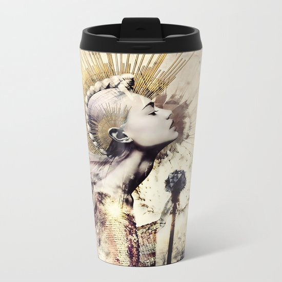 WISHING LIGHT Metal Travel Mug