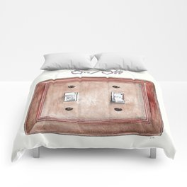Switch Plate Comforters