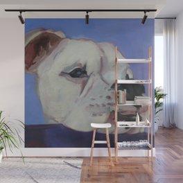 Boxer Dog Horton Wall Mural