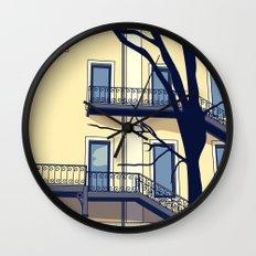 Chiado #1 Wall Clock