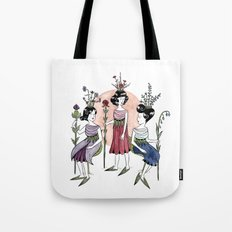 The Flower Makers Tote Bag