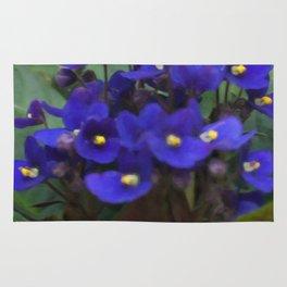 Floral Print 075 Rug