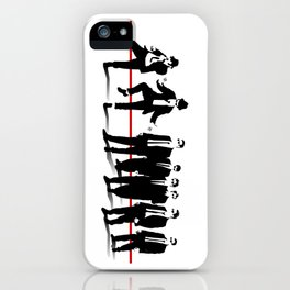 Reservoir Brothers iPhone Case