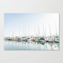 SAIL 33 Canvas Print