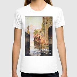 1920 Romantic Lenno Lake Como T-shirt