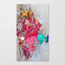 Lone Star Holiday Canvas Print