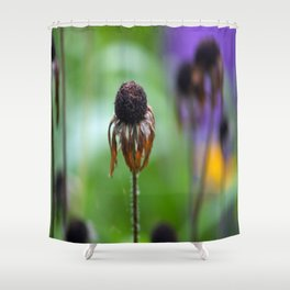 Wilting  Shower Curtain