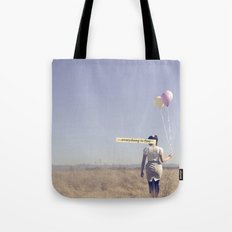 (EVERYTHING IS FINE) Tote Bag