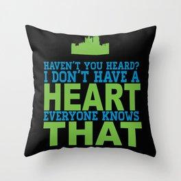 Downton Abbey (Mary) Throw Pillow