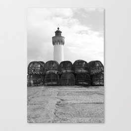 Brittany, France Canvas Print
