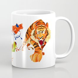 Rainforest animals 2 Coffee Mug