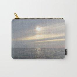 Watercolor Sunset, Cape Breton 08, Nova Scotia, Canada Carry-All Pouch