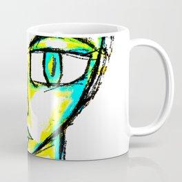Deep Eyes Coffee Mug