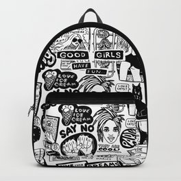 Good Girls Have Fun! Backpack