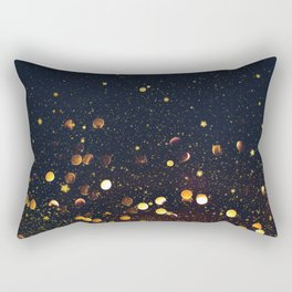 Light Touches Rectangular Pillow