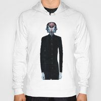 surrealism Hoodies featuring Optimistic Surrealism by PandaGunda