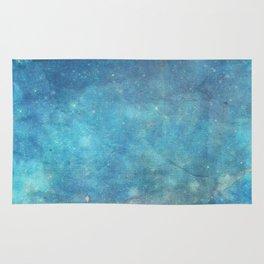 Spellcast Sky Turquoise Rug