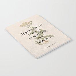Life Is Precious Notebook
