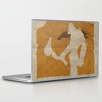 borderlands Laptop & iPad Skins featuring Borderlands 2 - Salt the Wound by Art of Peach