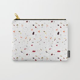Terazzo marble Carry-All Pouch