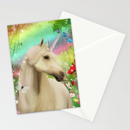 Magical Forest Unicorn Stationery Cards