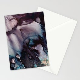 Vivid Abstract Stationery Cards