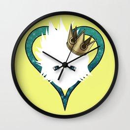 Golden Roxas Wall Clock