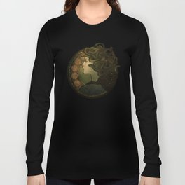 Medusa Nouveau Long Sleeve T-shirt