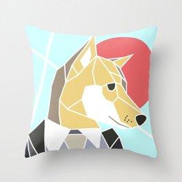 Looking Sharp Throw Pillow