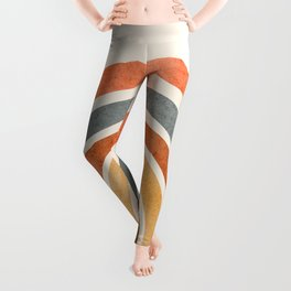 Abstract Rainbow 88 Leggings