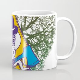 THEKRAKEN FOREST Coffee Mug