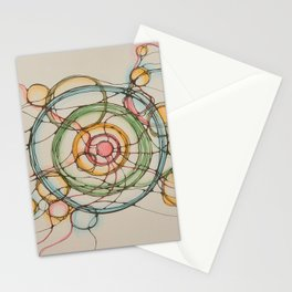 bringing luck Stationery Cards