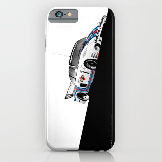 ROLF STOMMELEN, PORSCHE 935, 1976 iPhone & iPod Case
