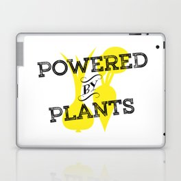 Powered By Plants Laptop & iPad Skin
