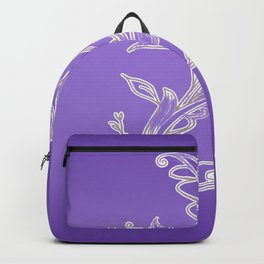 flower . art ( https://society6.com/totalflora/collection Backpack