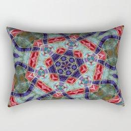 Patchwork AB2 Rectangular Pillow